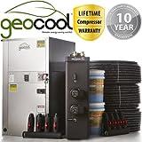 GeoCool 3 Ton Geothermal Heat Pump with Install Package