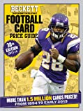 img - for Beckett Football Card Price Guide 2013-14 book / textbook / text book