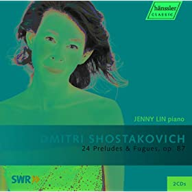 Shostakovich, D.: 24 Preludes and Fugues, Op. 87