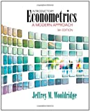 Introductory Econometrics Wooldridge