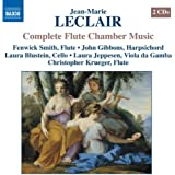 Leclair: Complete Flute Chamber Music
