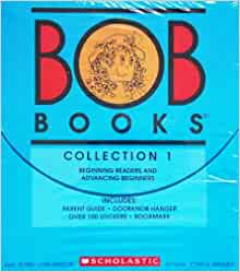 Bob Books Collection 1, Beg. Readers and Adv. Beg., Complete Set of 18 bks