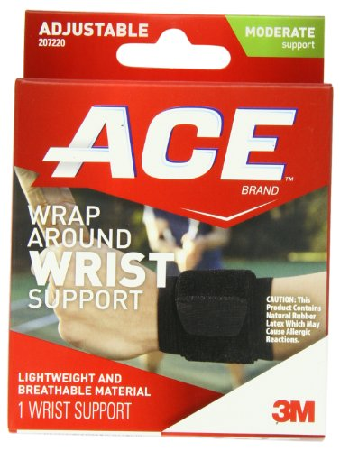 ACE Wrap Around Wrist Support (Ace Bandage Wrist compare prices)