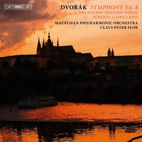Buy Dvo?ák: Symphony No. 8 - The Golden Spinning Wheel - Scherzo Capriccioso From amazon