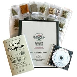 Alternative Health & Herbs Remedies Beginning Herb Course
