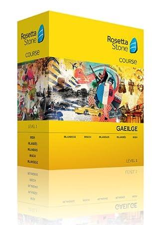 Rosetta Stone Irish Level 1 (PC/Mac)