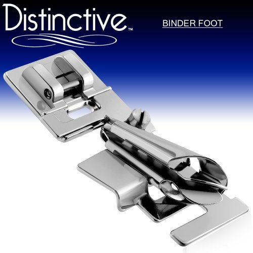 binding foot for sewing machine