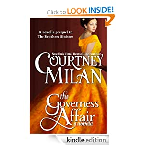 Amazon.com: The Governess Affair (The Brothers Sinister) eBook: Courtney Milan: Kindle Store