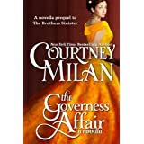 The Governess Affair (The Brothers Sinister) ~ Courtney Milan