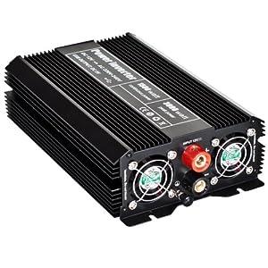 TecTake® Spannungswandler Wechselrichter Inverter 12 V auf 230 V 1500W 3000W from TecTake