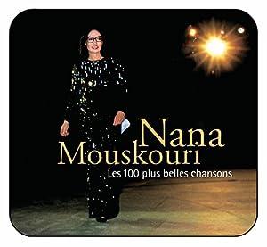 Les 100 Plus Belles Chansons : Nana Mouskouri (Coffret 5 CD)