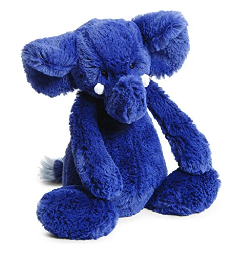 Blue Stuffed Animal front-180115