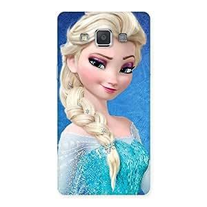 Premium Wink Freez Princess Back Case Cover for Galaxy Grand 3
