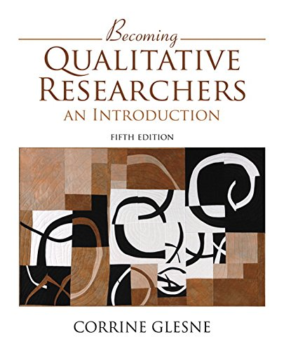 Becoming Qualitative Researchers:An Introduction