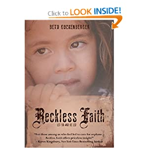 Reckless Faith: Let Go and Be Led