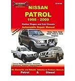Nissan Patrol 1998 to 2009 Vehicle Repair Manual [ Nissan Patrol 1998 to 2009 Vehicle Repair Manual by Ellery, Max ( Author ) Paperback Feb- 2010 ] Paperback Feb- 01- 2010