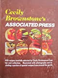img - for Cecily Brownstone's Associated Press Cook Book: 400 Recipescarefully Selested By Cecily Brownstone from Her Vast Collection... book / textbook / text book