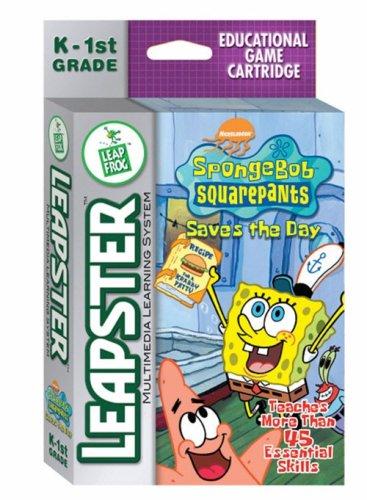 LEAPFROG ENTERPRISES LFC30420 GAME SPONGEBOB SQUAREPANTS SAVES TH-E DAY - Buy LEAPFROG ENTERPRISES LFC30420 GAME SPONGEBOB SQUAREPANTS SAVES TH-E DAY - Purchase LEAPFROG ENTERPRISES LFC30420 GAME SPONGEBOB SQUAREPANTS SAVES TH-E DAY (LEAPFROG ENTERPRISES, Toys & Games,Categories,Electronics for Kids,Learning & Education,Toys)