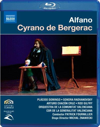 Cyrano de Bergerac - Franco Alfano -Blu ray