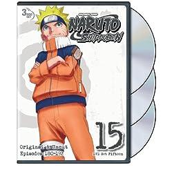 Naruto Shippuden: Set 15