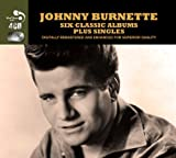 6 Classic Albums Plus Singles [Audio CD] Johnny Burnette Johnny Burnette