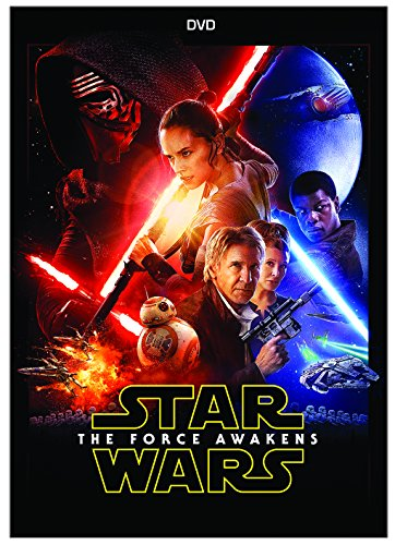 Star Wars: The Force Awakens from Buena Vista Home Entertainment