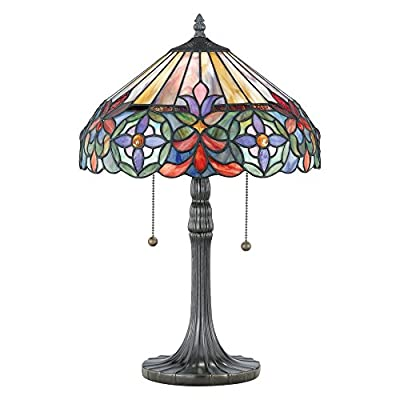Quoizel TF6826VB Tiffany Table Lamp