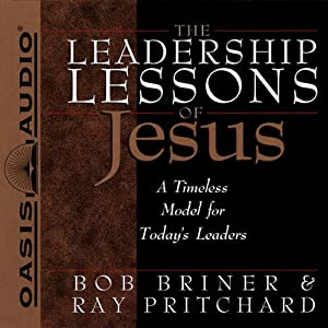 The Leadership Lessons of Jesus Audiobook