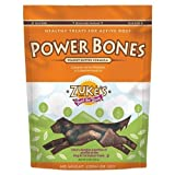 Zukes Powerbones Peanut Butter - 6 Oz, 2 Pack