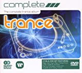 Various Artists Complete Trance ( 2 x CD + DVD)