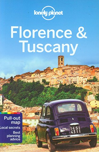 Lonely Planet Florence & Tuscany (Travel Guide) front-1038953