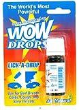 Wow - Lick A Drops - 0.34 oz. Formerly Peppermint Breath Freshener