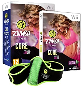 Zumba Core 2012 (Nintendo Wii)