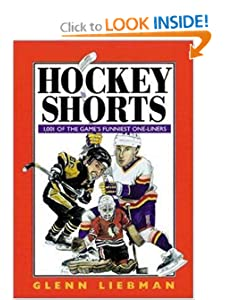 Hockey Shorts Glenn Liebman