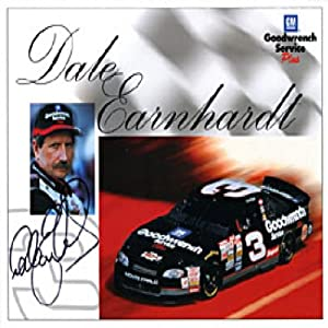 Dale Earnhardt Autographed Signed Racing 8x10 Photo by Hollywood Collectibles