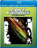 The Fast and the Furious (Blu-ray + Digital Copy + UltraViolet)