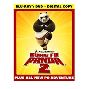 Kung Fu Panda 2 [Blu-ray]