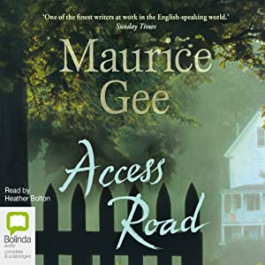 Access Road Audiobook
