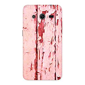 Ripped Wood Back Case Cover for Galaxy Core 2