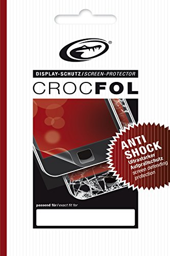Click to buy Samsung B2710 CROCFOL HD Anti-Shock Screen Protector - with HIGH PRECISION CAMERA and SPEAKER CUTOUT / Made in Germany / Best and Seamless Glass Screen Protection against ACCIDENTAL SCRATCHES, IMPACTS, BUMPS AND DROPS / Easy, Bubble-Free and Dust-Free App - From only $77.38