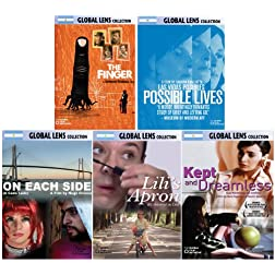 Global Lens - The Best of World Cinema - Argentina Volume 1 - 5 DVD Collector's Edition