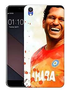 """Sachin Tendulkar Legend Number 30Printed Designer Mobile Back Cover For """"Oppo F1 PLUS"""" (3D, Matte, Premium Quality Snap On Case)"""