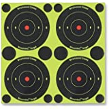 "3"" Round Birchwood Casey Shoot - N - C Self - Adhesive Targets"
