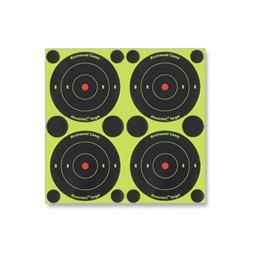 Birchwood Casey Shoot-N-C 3 Inch Round 240 Targets 600 Pasters (Round Up Target compare prices)
