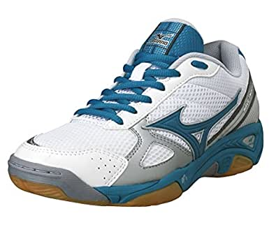 mizuno women 39 s w wave stealth 3 handball shoes. Black Bedroom Furniture Sets. Home Design Ideas