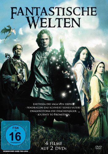 Fantastische Welten [2 DVDs]