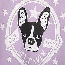 Dog Star Sleeve Women's Sweater