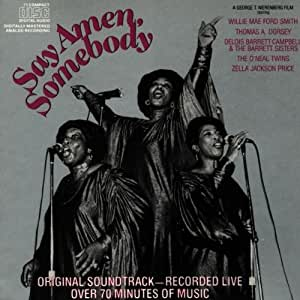 Say Amen, Somebody: Original Soundtrack