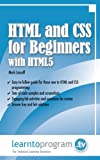 img - for HTML and CSS for Beginners with HTML5 book / textbook / text book