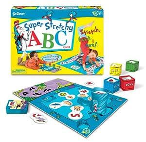 The Wonder Forge Dr Seuss Super Stretchy ABCs
